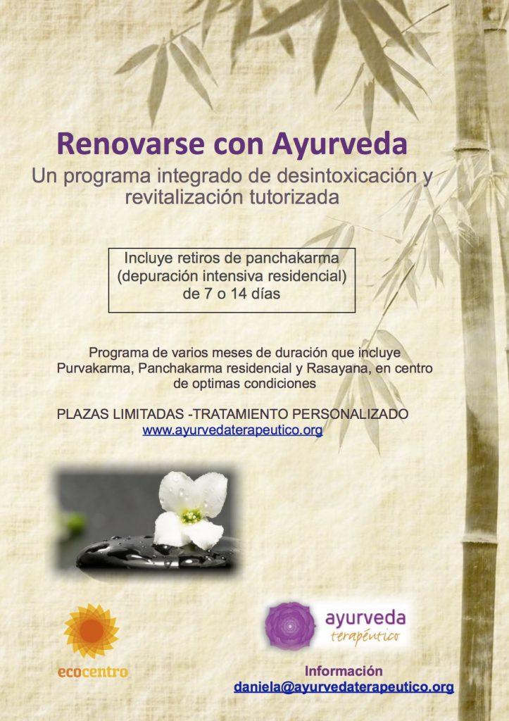 Renovarse con Ayurveda 2